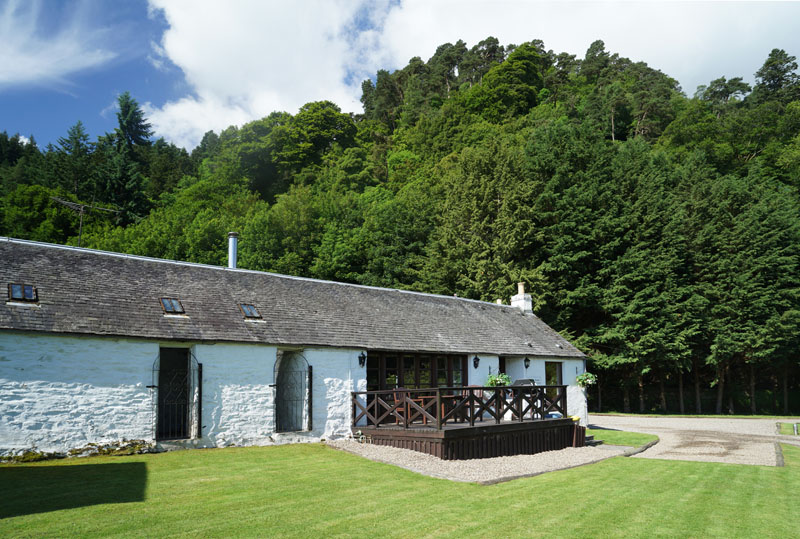 Jock Scotts Cottage